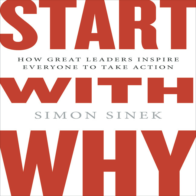 Audiobook – Start With Why – Simon Sinek