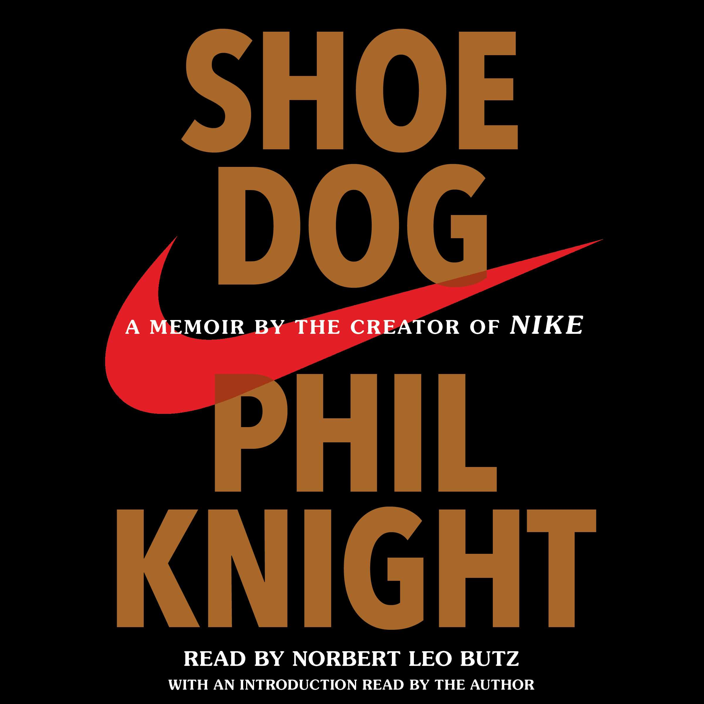 Audiobook – Shoe Dog – Phil Knight