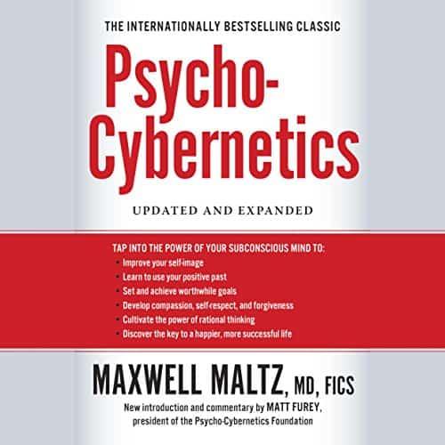 Audiobook – Psycho-Cybernetics – Maxwell Maltz